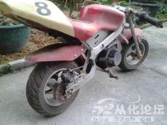 """[出售] 闲置小摩托车"""""""