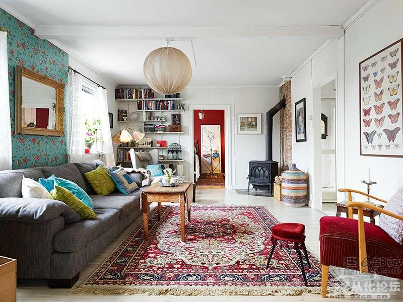 客厅地面装修用什么 瓷砖好还是木地板好 ,家居装修,从化
